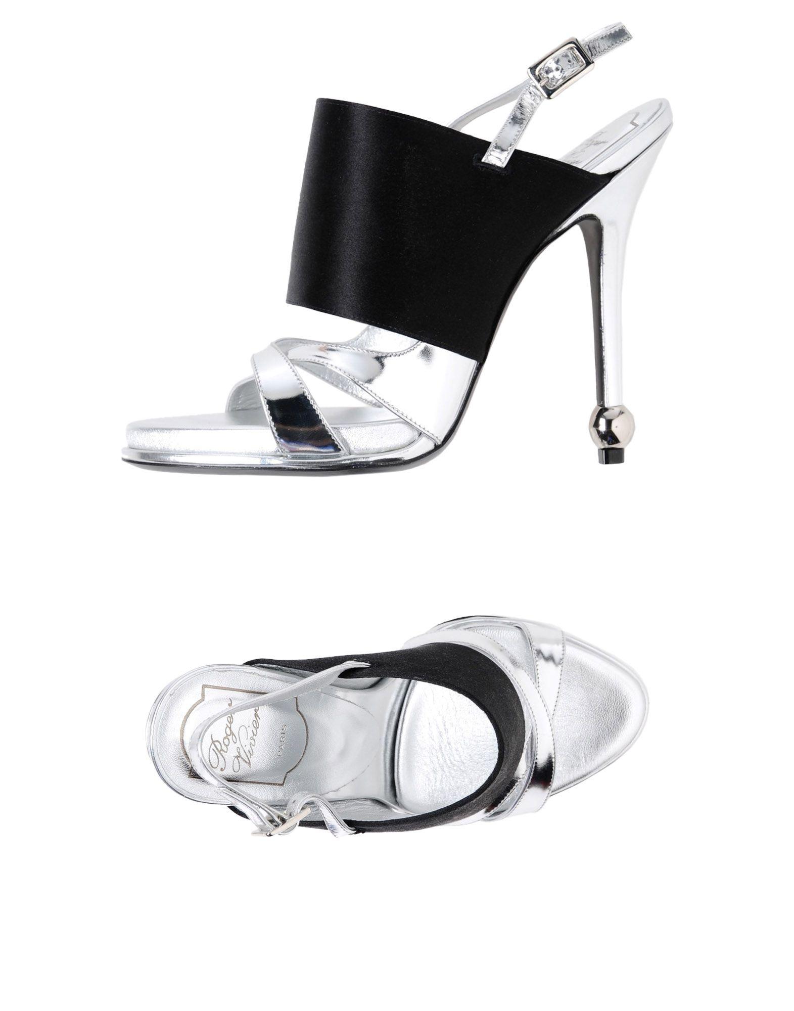 Stilvolle billige Schuhe Roger Vivier Sandalen Damen  11398037GE 11398037GE  f6d830