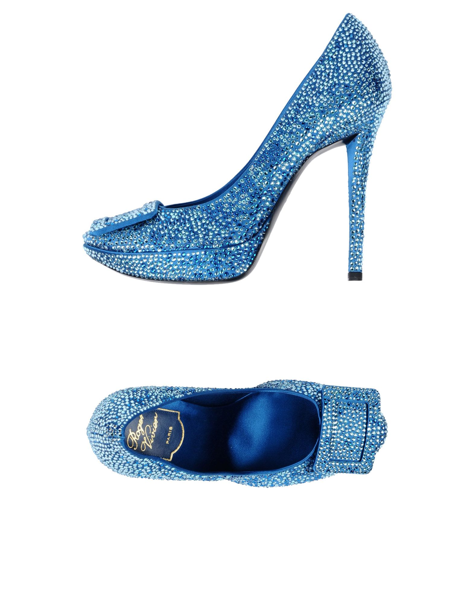 Roger Vivier Court - online Women Roger Vivier Courts online - on  United Kingdom - 11398067CG 342f2a