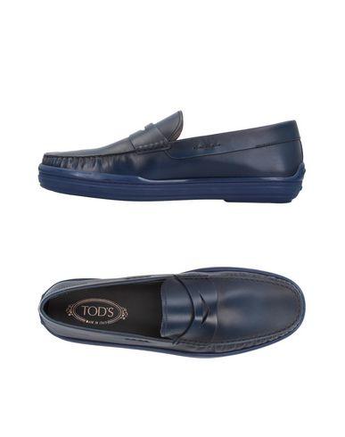 Zapatos con descuento Mocasín Tod's Hombre - Mocasines Tod's - 11398141LX Azul oscuro