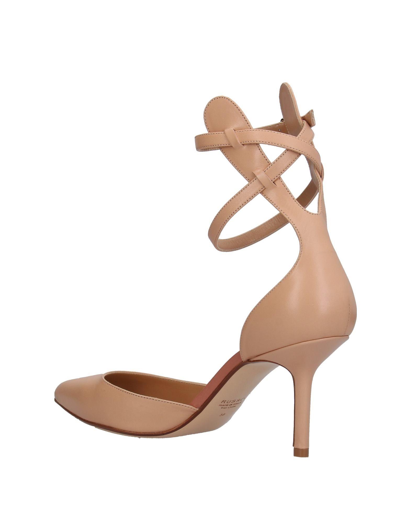 Francesco Russo Pumps Damen aussehende  11398240TEGünstige gut aussehende Damen Schuhe 63a938