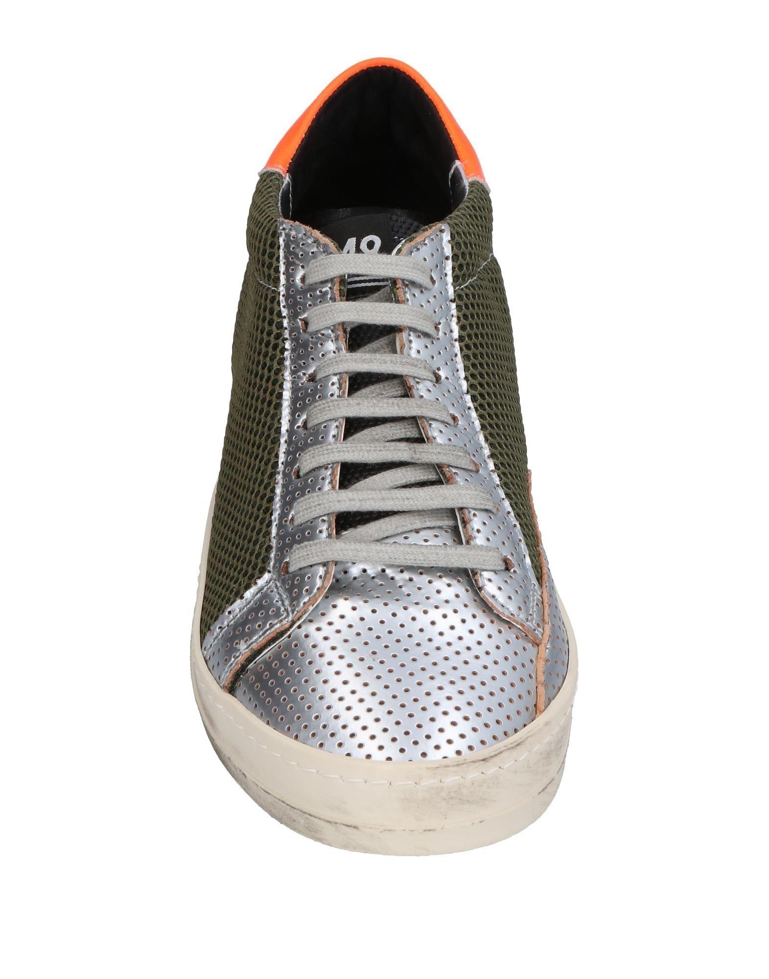 Rabatt echte Schuhe P448 Sneakers Herren  11398291ET