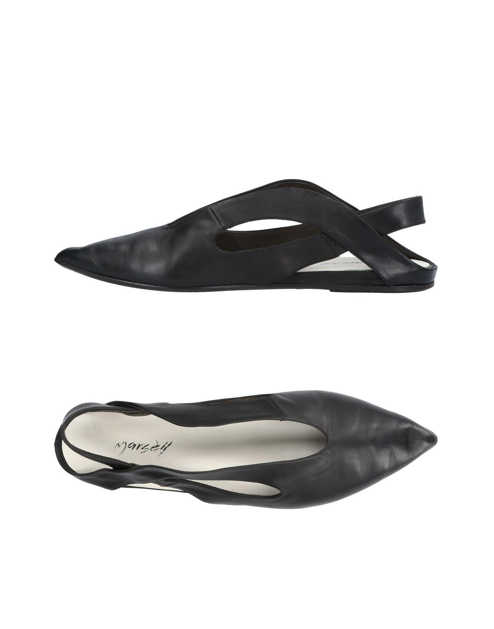 Stilvolle billige Schuhe Marsèll Pantoletten Damen  11398327XT