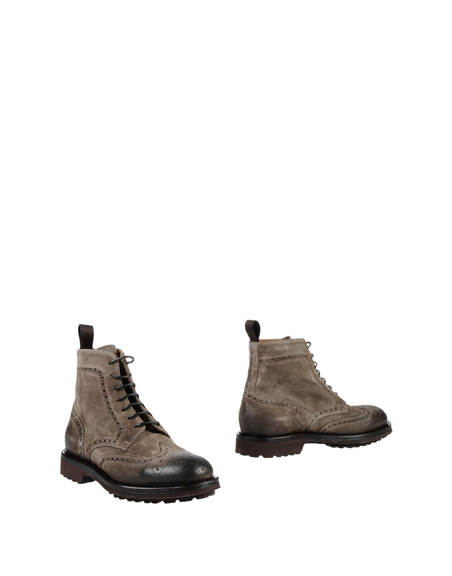 Bottine Mario Giannini Homme - Bottines Mario Giannini  Plomb Dernières chaussures discount pour hommes et femmes