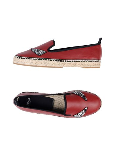 a basso prezzo f168c f8abc FENDI Espadrilles - Footwear | YOOX.COM