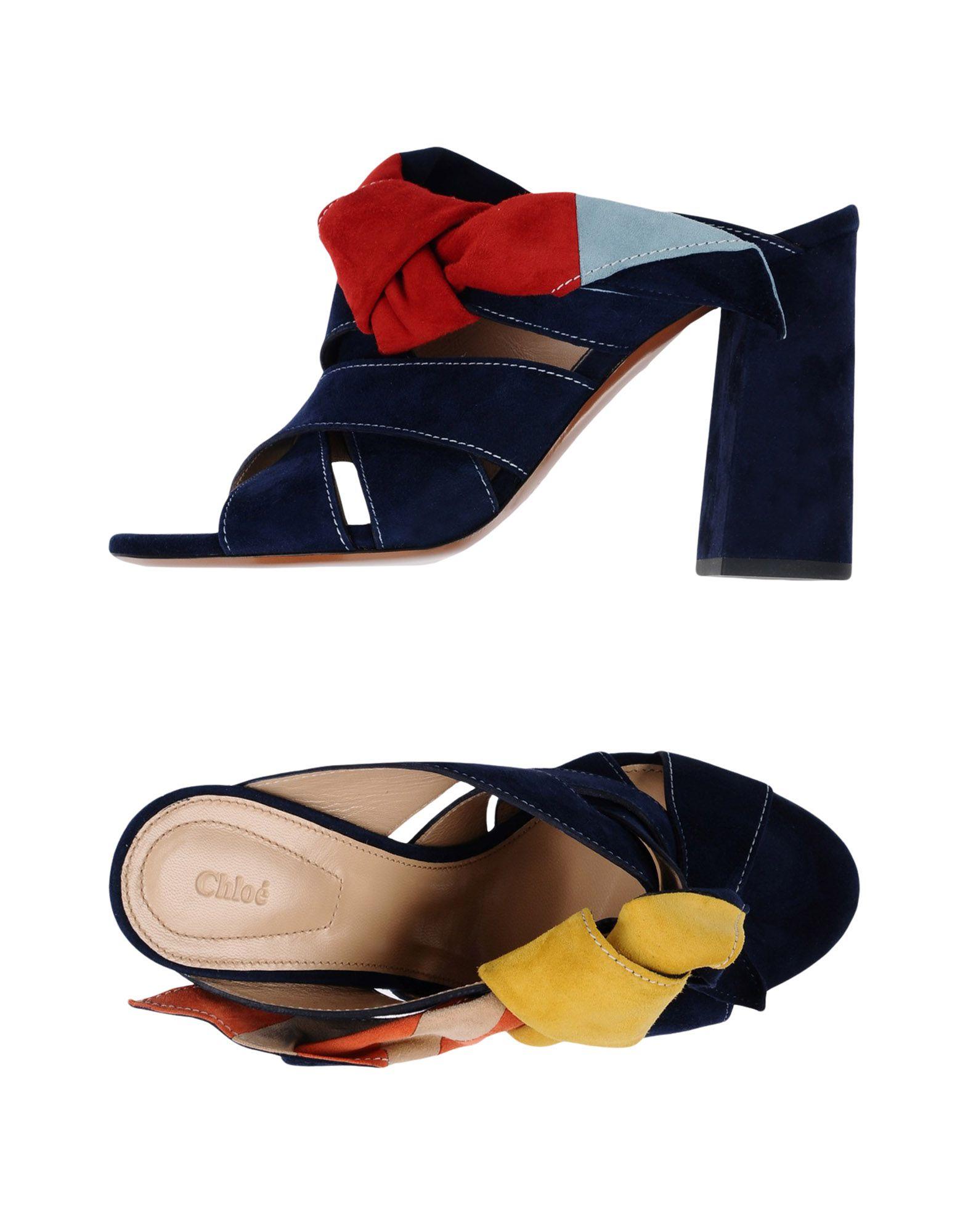 Chloé Sandals - Women Chloé Sandals online on  - Australia -  11398486QC 989c71