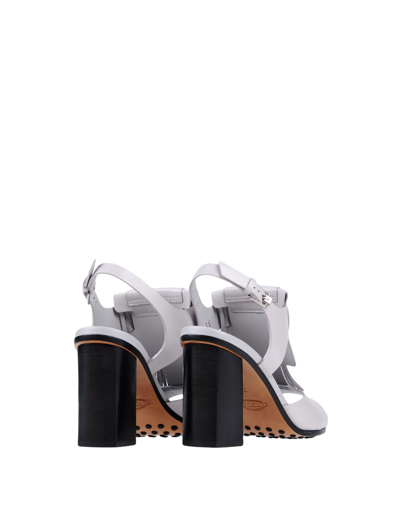 Stilvolle billige Schuhe Tod's Sandalen Damen  11398503TF