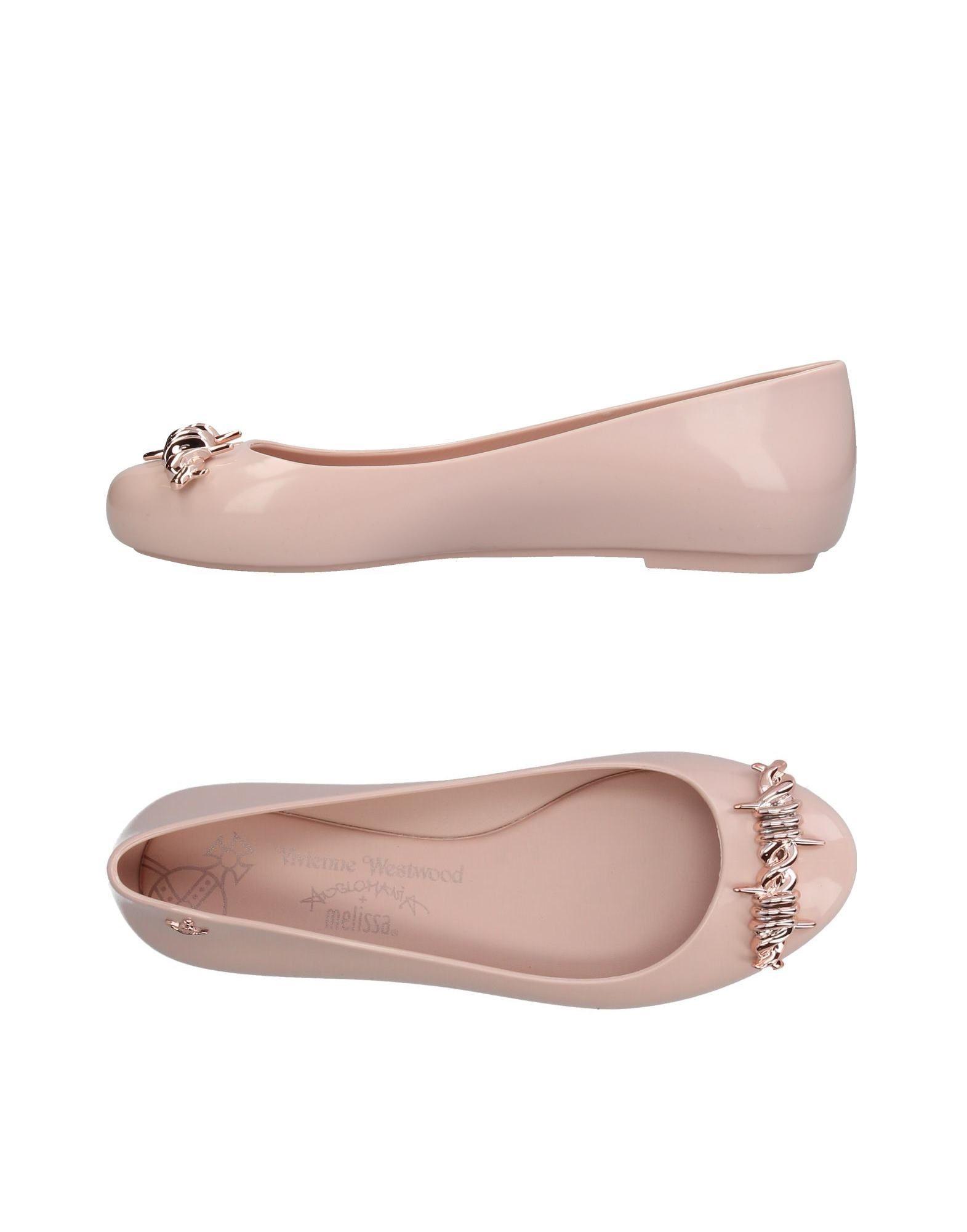 Vivienne Westwood Anglomania + Melissa Ballerinas Damen  11398543HT Gute Qualität beliebte Schuhe