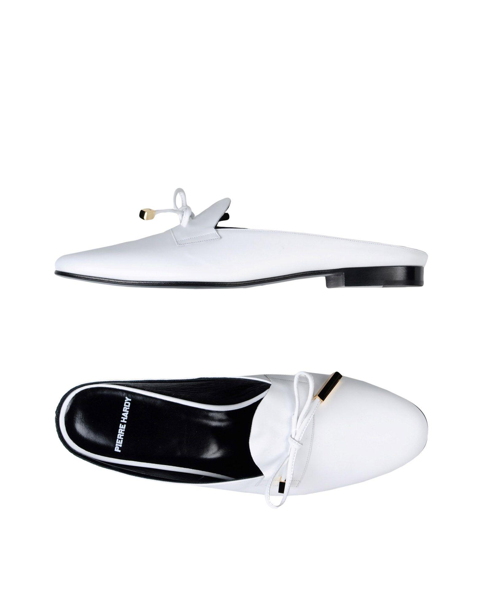 Pierre Hardy Pantoletten Damen  11398551NF Beliebte Schuhe