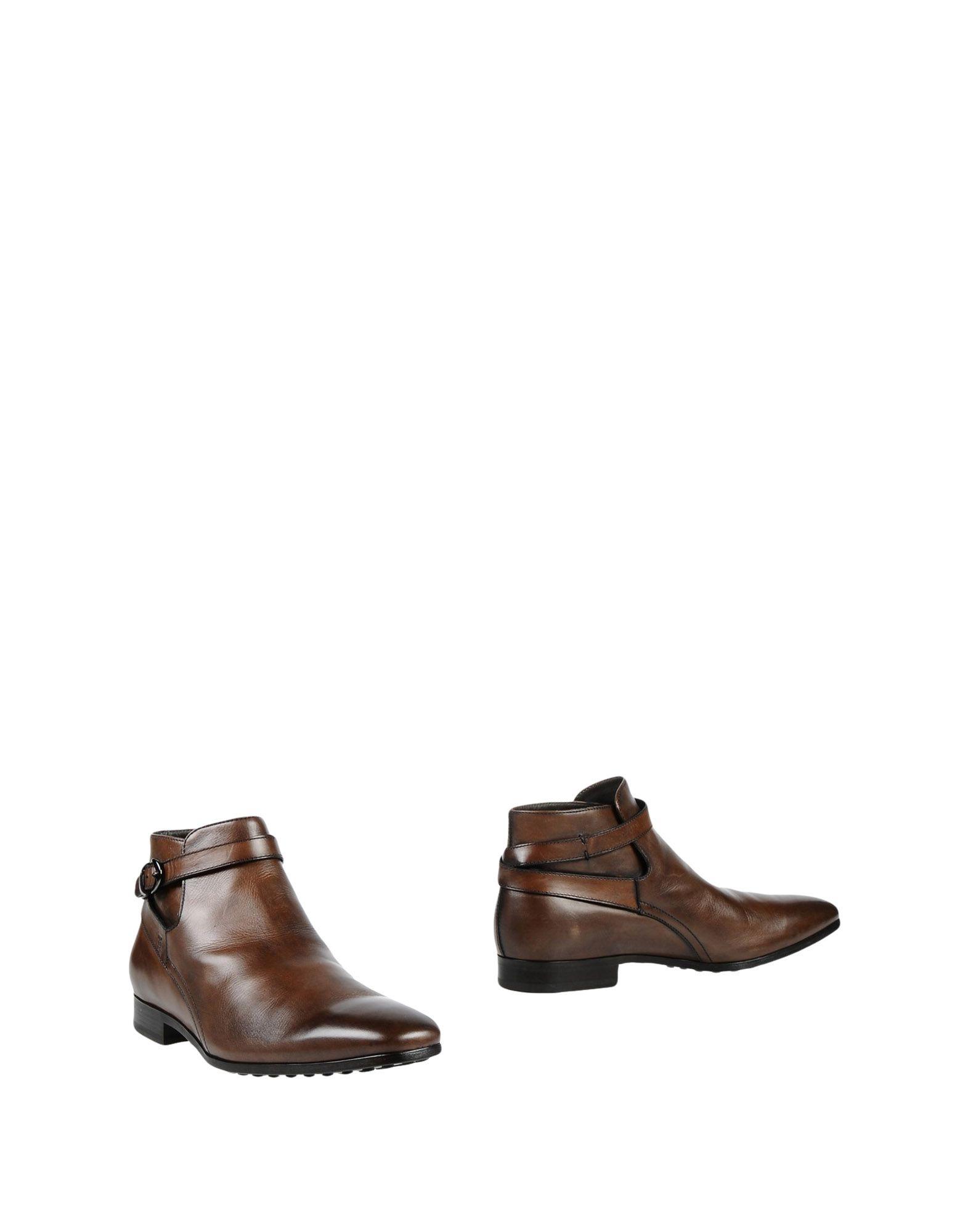 Tod's Stiefelette Herren  11398573TN Gute Qualität beliebte Schuhe