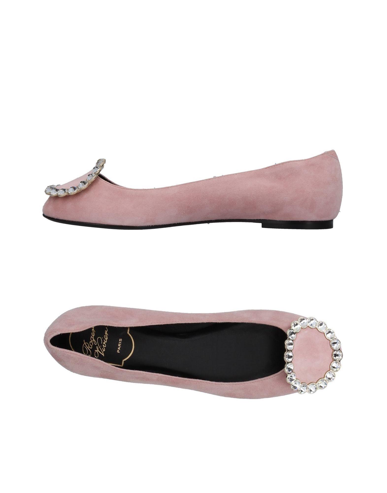 Roger Vivier Ballerinas Damen  11398574RRGut aussehende strapazierfähige Schuhe