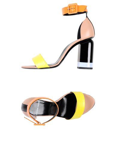 Venta de liquidación de temporada Sandalia Ancit Greek Sandals Mujer - Sandalias Ancit Greek Sandals - 11413151OK Amarillo