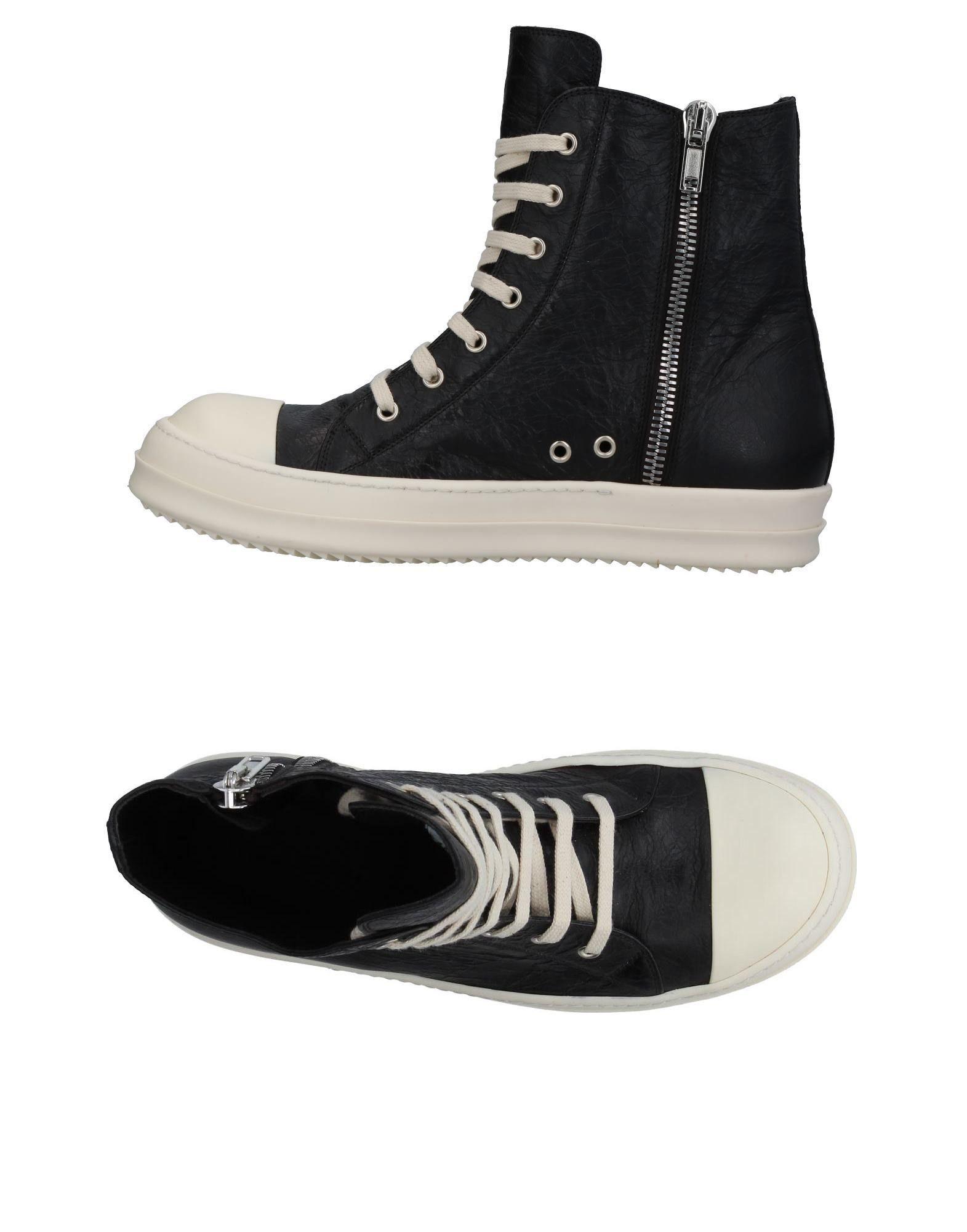 Rick Owens Sneakers Herren  11398582AM Gute Qualität beliebte Schuhe