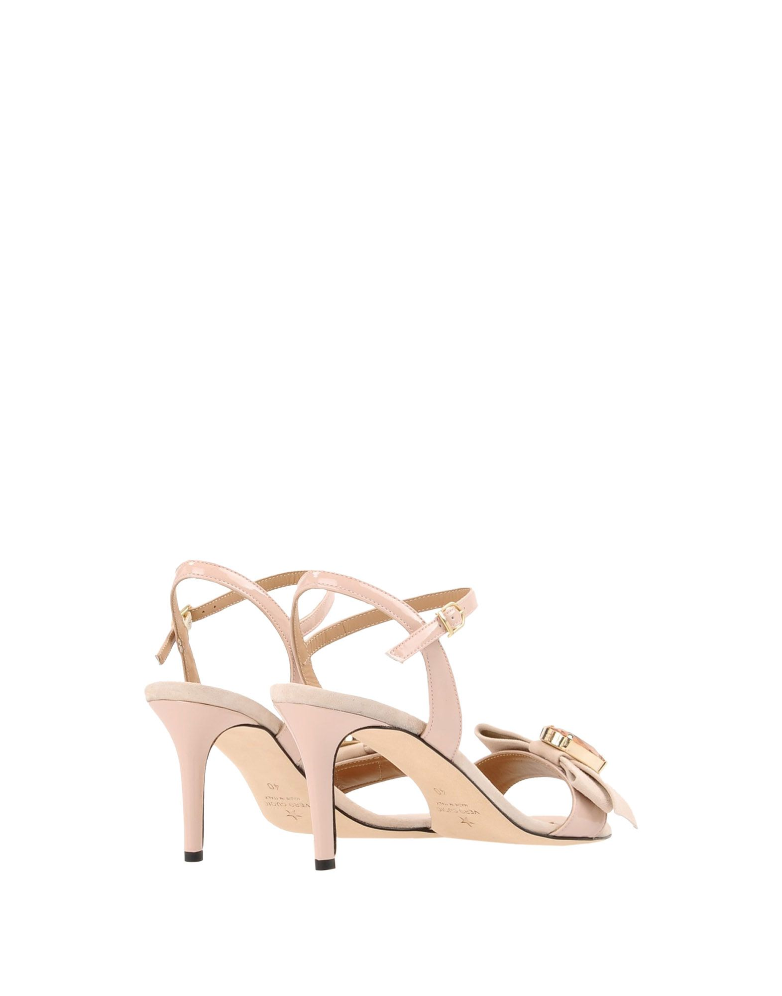 Stilvolle billige Schuhe Marc Ellis Sandalen Damen  11398598BS