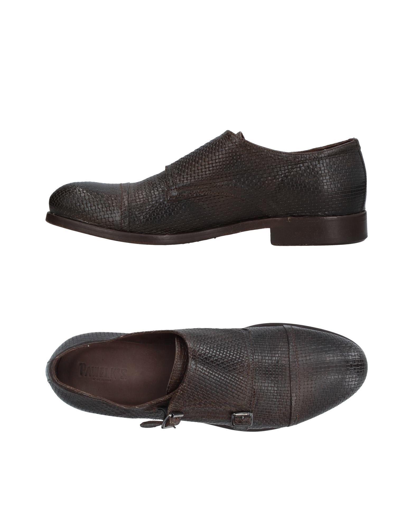 Rabatt echte Schuhe Pawelk's Mokassins Herren  11398649TC
