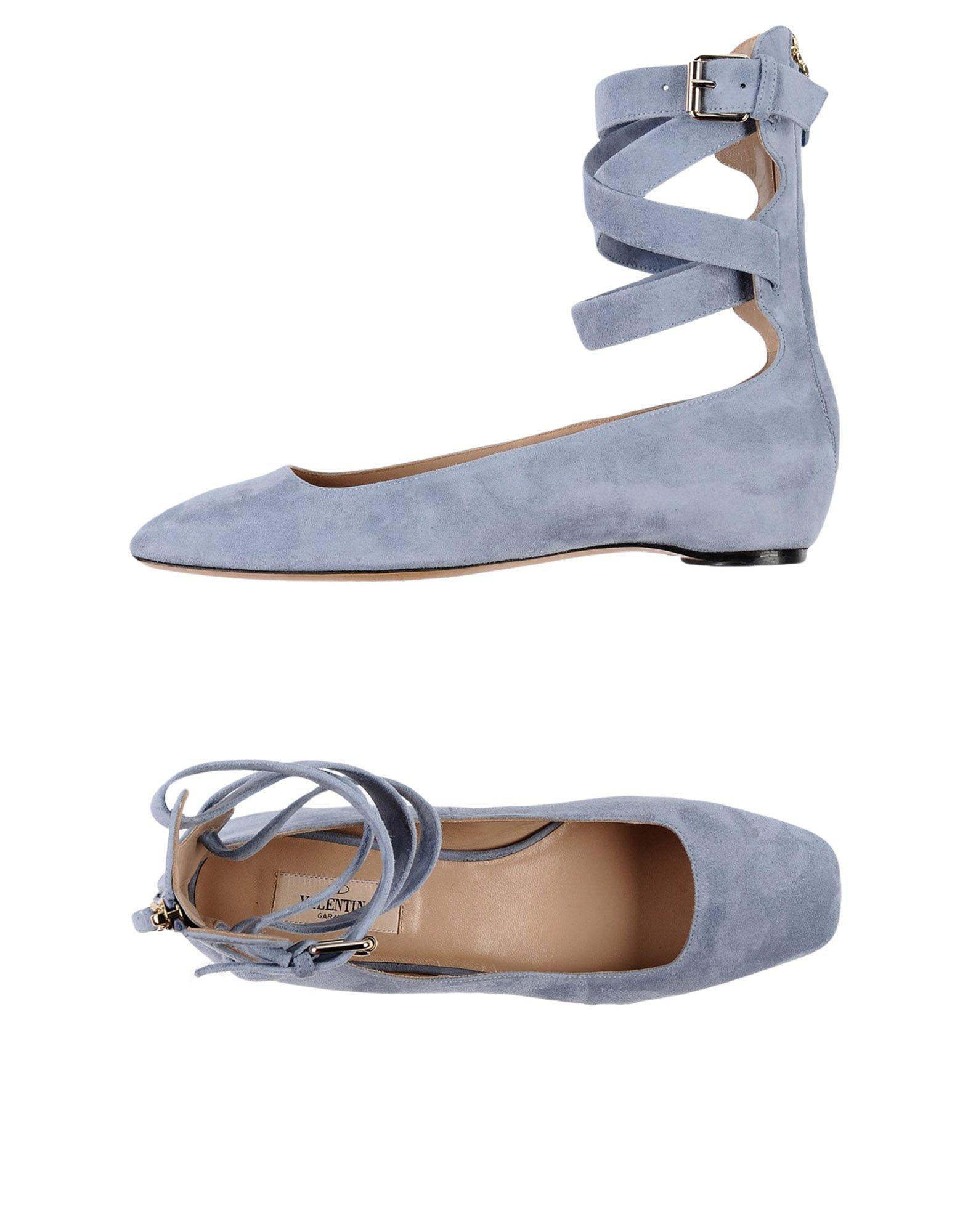 Valentino Garavani Ballerinas Schuhe Damen  11398718LX Neue Schuhe Ballerinas 878ad8