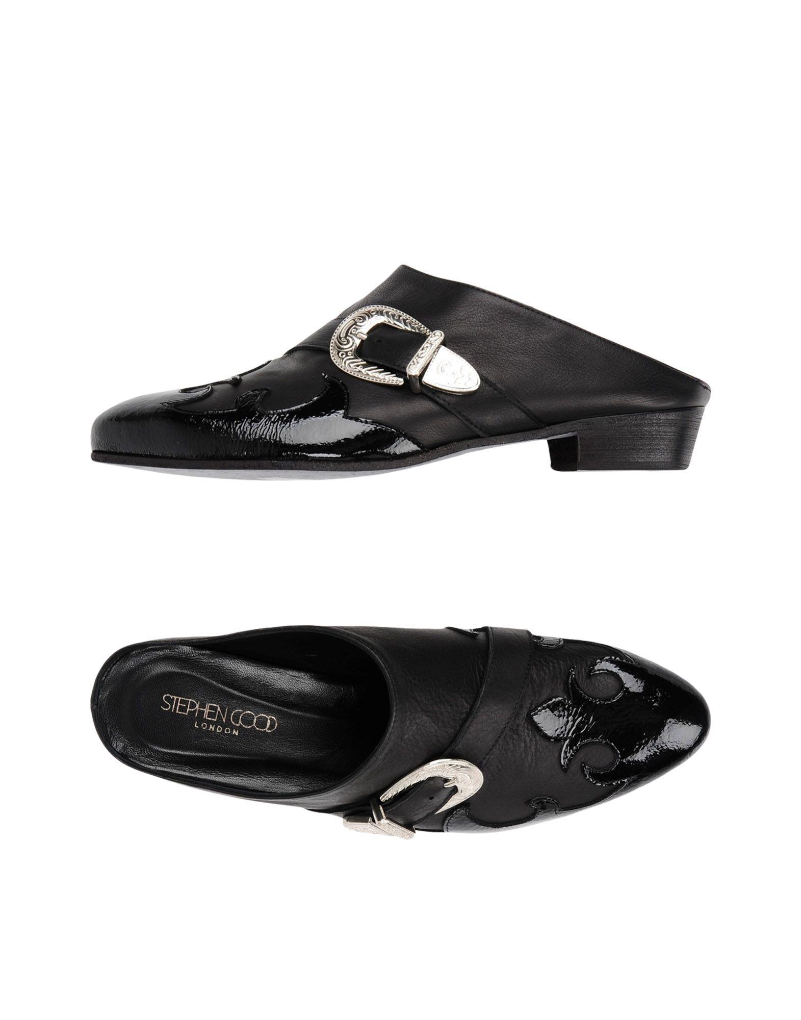 Stephen Good  London Pantoletten Damen  11398736JR Gute Qualität beliebte Schuhe