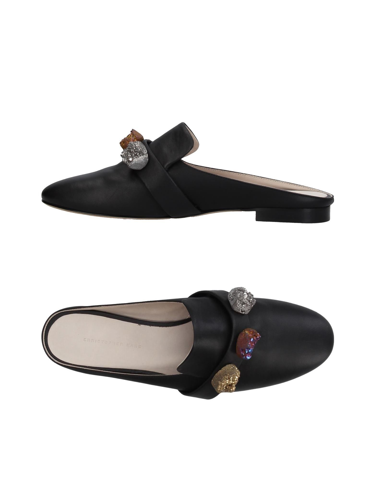 Christopher Kane Pantoletten Damen  11398764PBGut aussehende strapazierfähige Schuhe