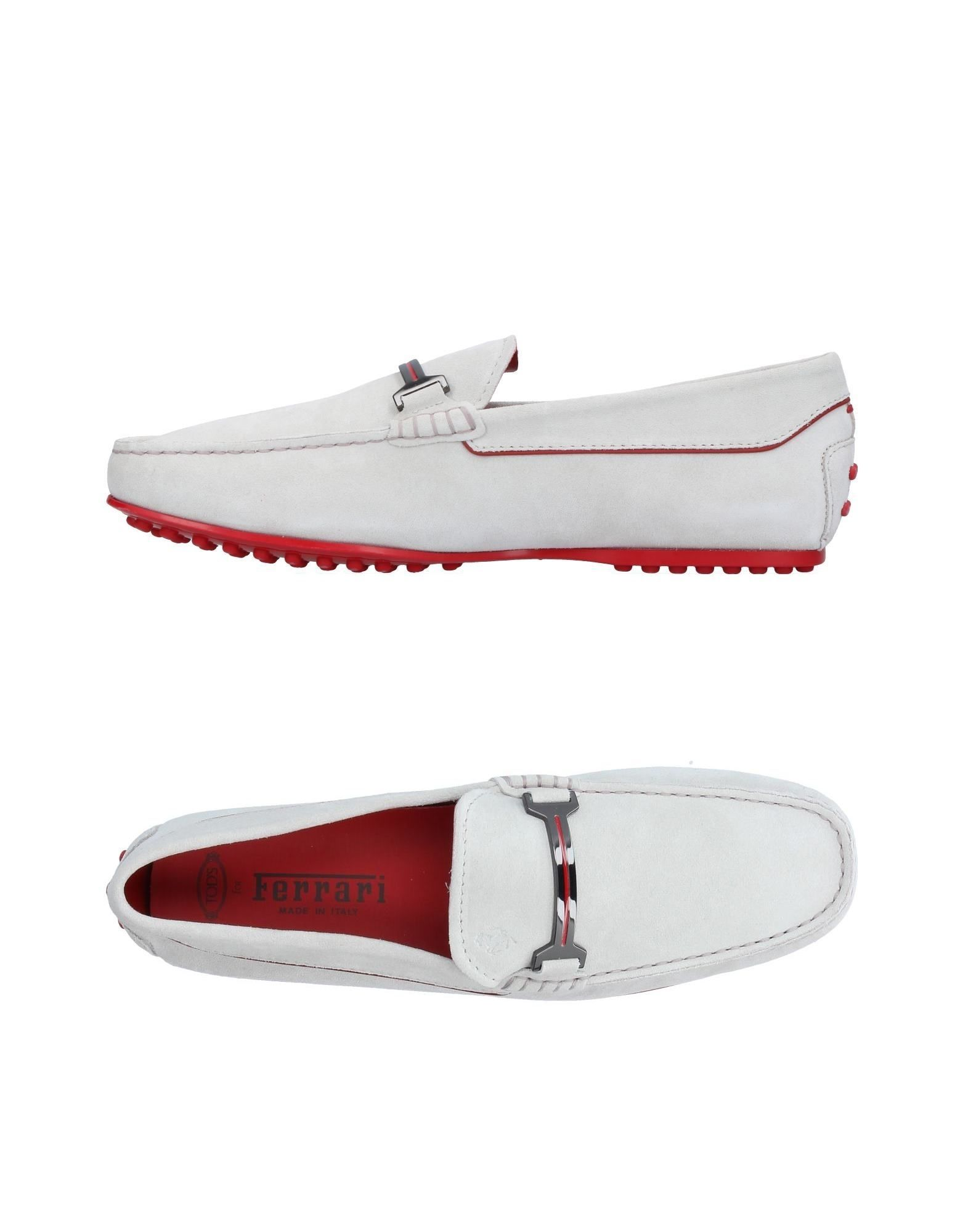 Mocassino Tods For Ferrari Uomo - Acquista online su