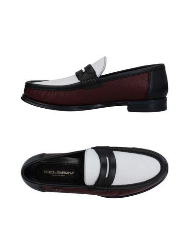 Zapatos cómodos y versátiles Mocasín Dolce - & Gabbana Hombre - Dolce Mocasines Dolce & Gabbana - 11398777CC Burdeos e72112