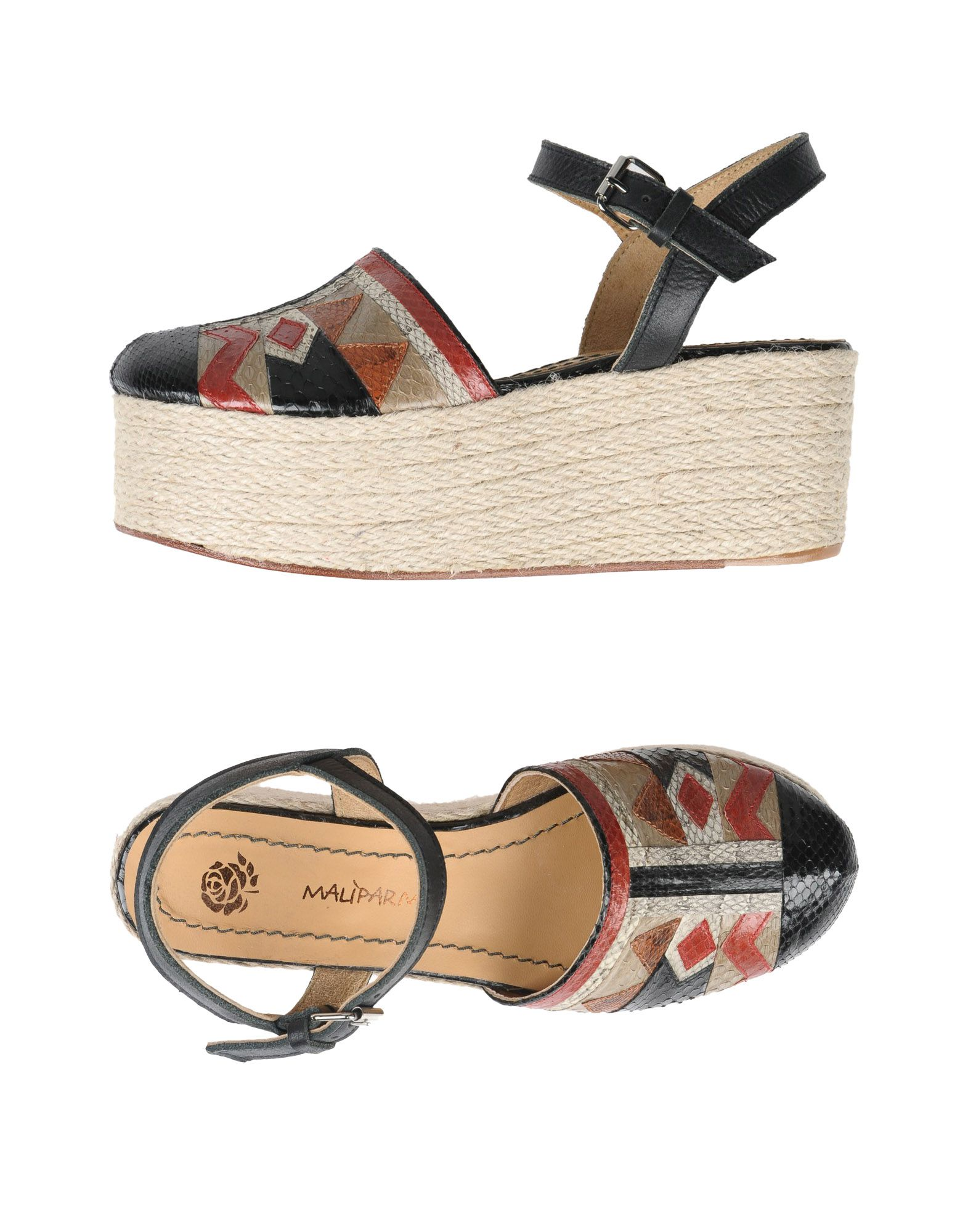 Stilvolle Damen billige Schuhe Malìparmi Sandalen Damen Stilvolle  11398789SB f09e3f