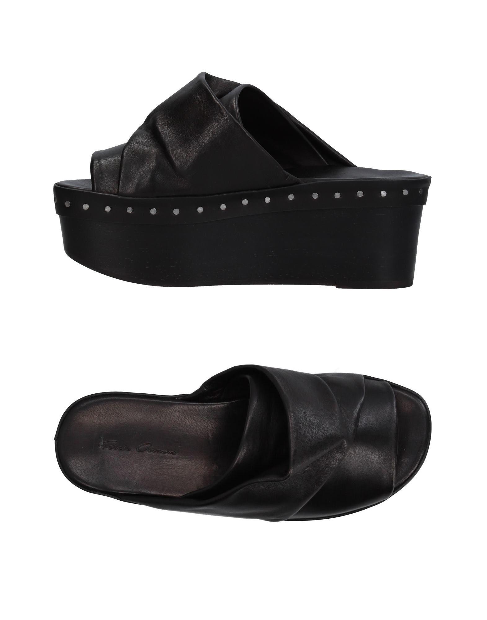 Rick Owens Sandalen Damen  Schuhe 11398840TVGünstige gut aussehende Schuhe  089e94