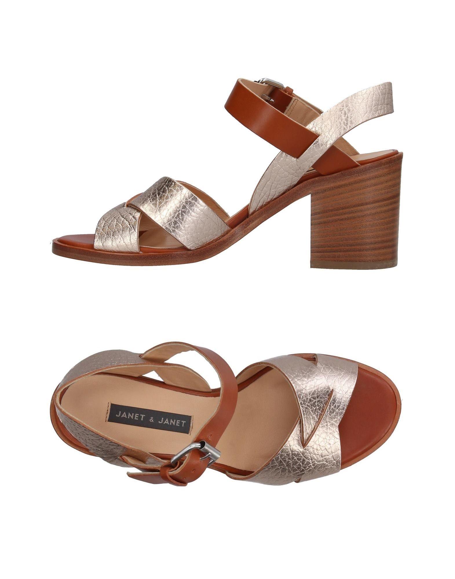 Janet & Janet Sandalen Damen  11398849AX Gute Qualität beliebte Schuhe