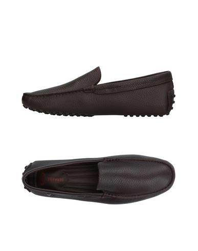 Zapatos con descuento Mocasín Tod's For Ferrari Hombre - Mocasines Tod's For Ferrari - 11398866IJ Café