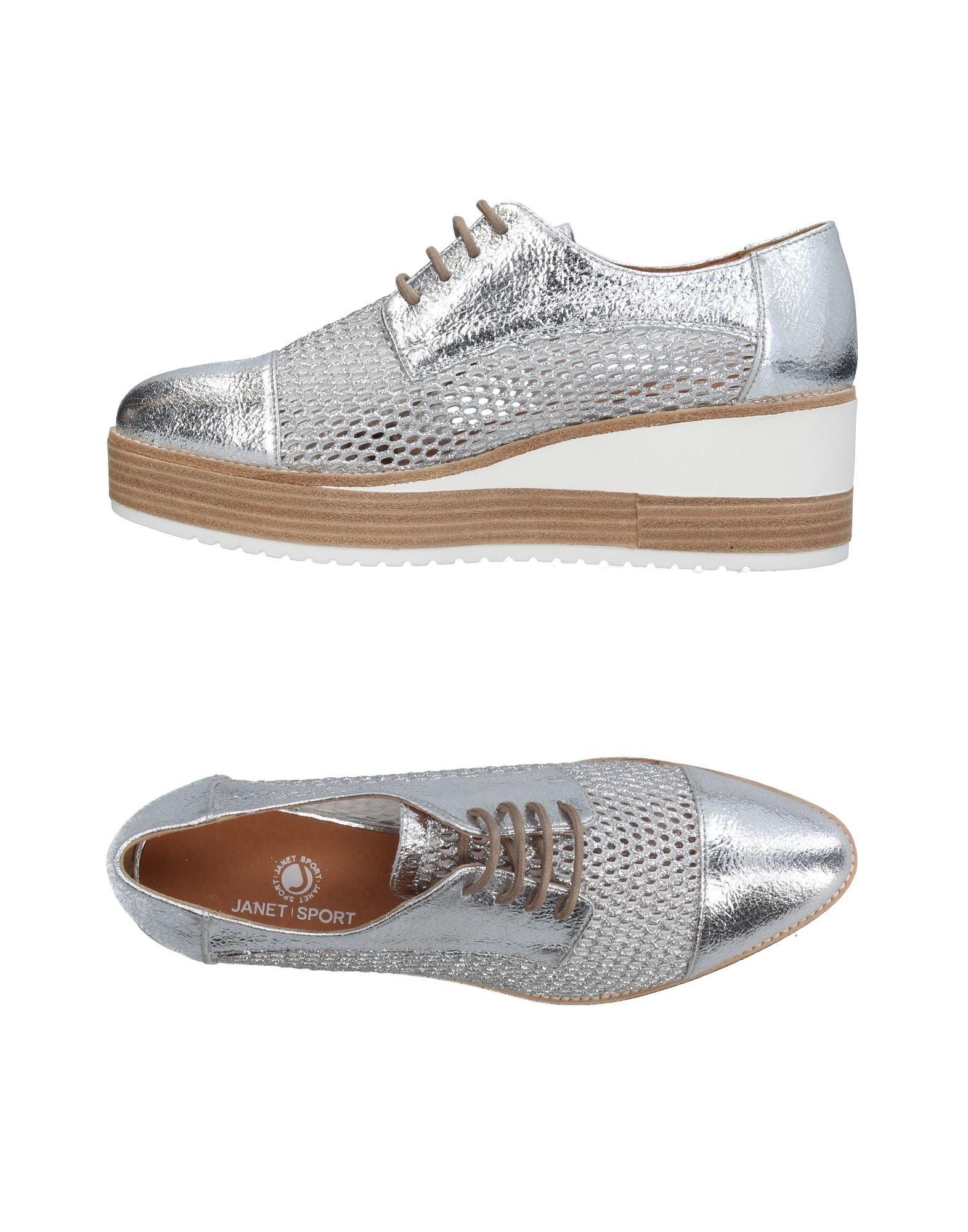 Janet Sport Schnürschuhe Damen  11398929TB Gute Qualität beliebte Schuhe