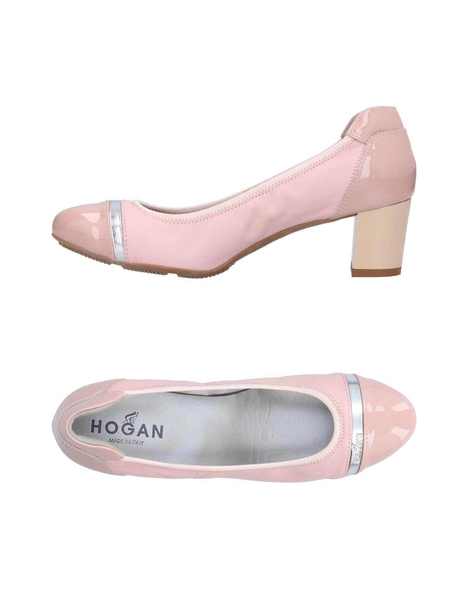 Hogan Pumps Damen  11398946OWGut aussehende strapazierfähige Schuhe