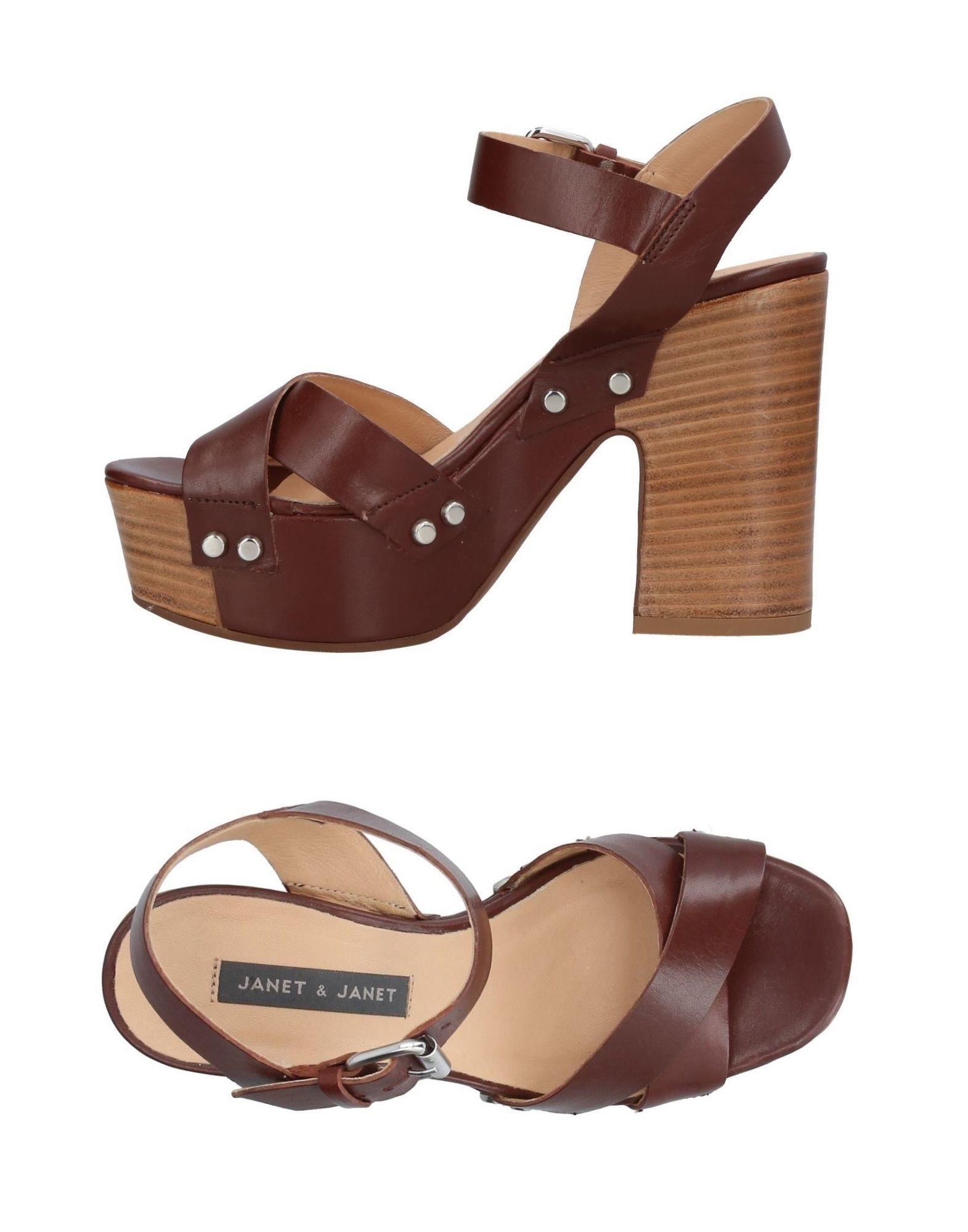 Janet & Janet Sandalen Damen  11399087LK Gute Qualität beliebte Schuhe