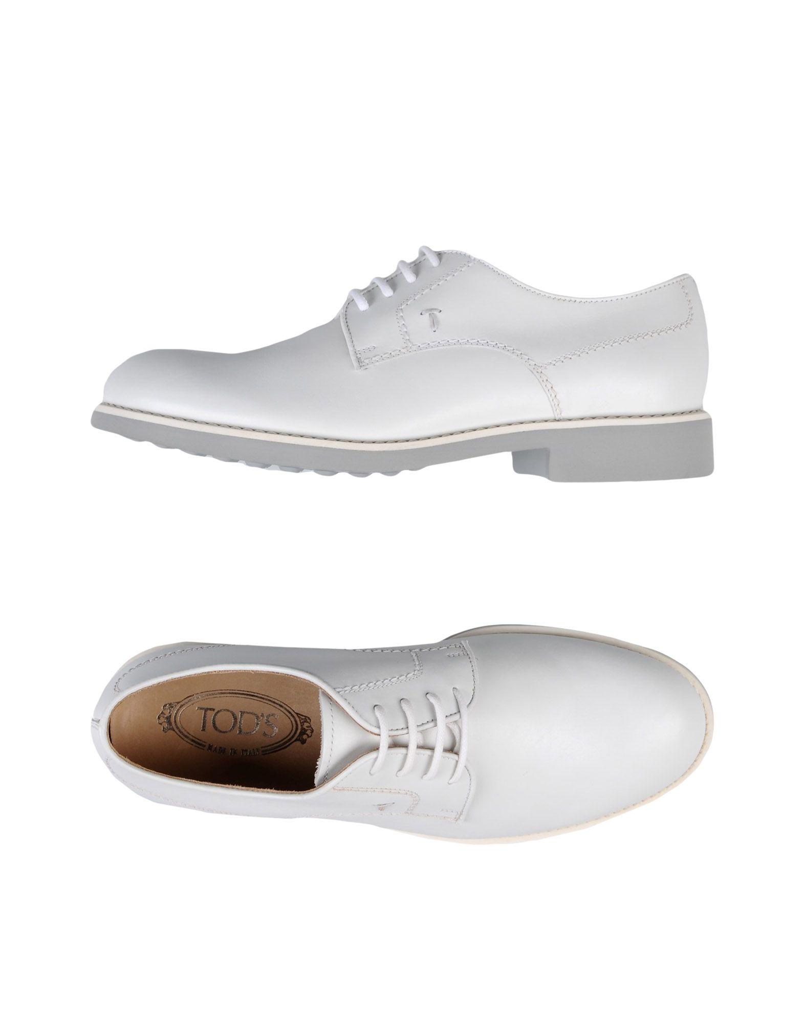 Günstige und modische Schuhe Tod's Schnürschuhe Herren  11399088VD