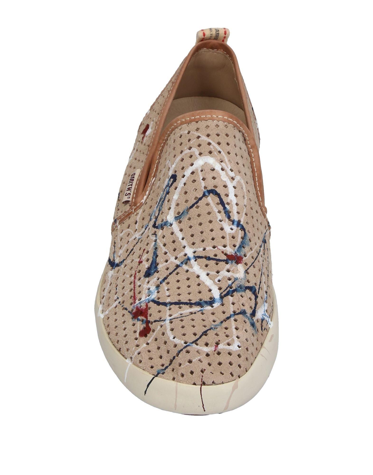 Rabatt echte Schuhe Smith's American Sneakers Herren  11399093RS