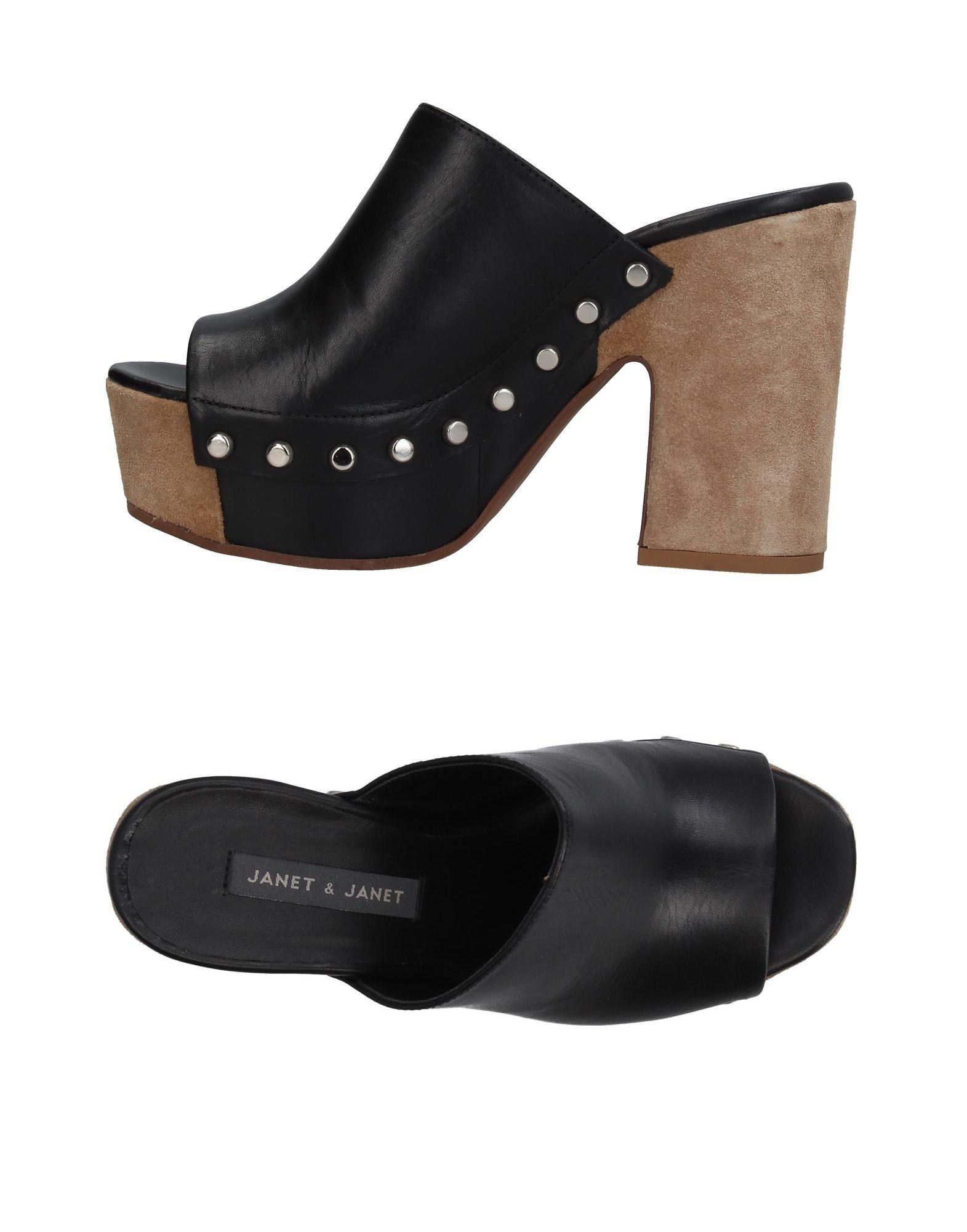 Gut um billige Schuhe zu tragenJanet & Janet Pantoletten Damen  11399096QK