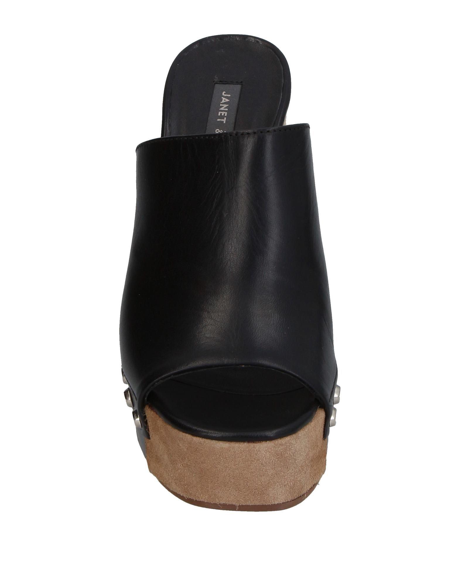 Gut um billige Janet Schuhe zu tragenJanet & Janet billige Pantoletten Damen  11399096QK 0ac2a5