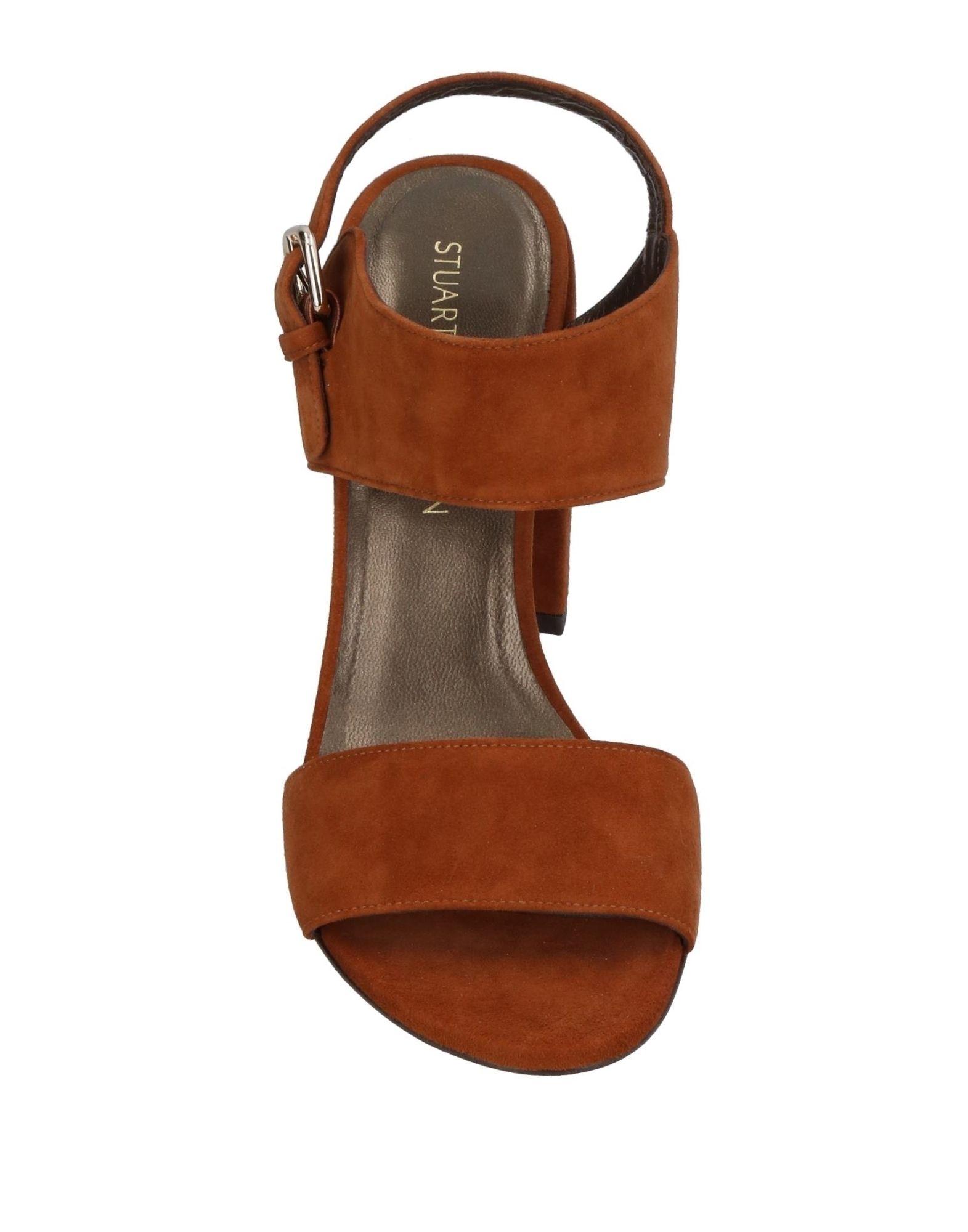 Stuart Weitzman Sandalen Damen  Schuhe 11399112BEGut aussehende strapazierfähige Schuhe  a16c2a