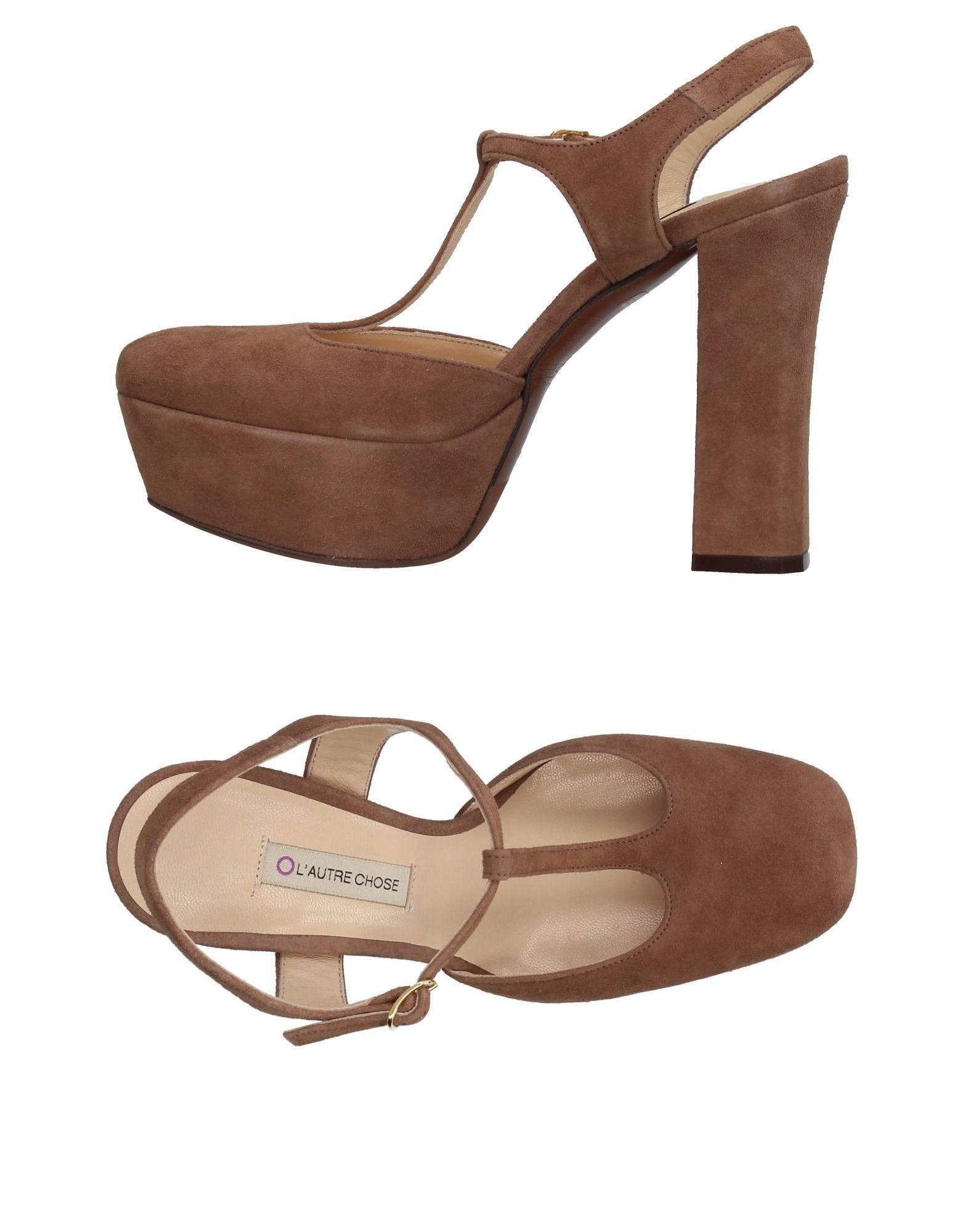 L' Autre Chose Pumps Damen  11399128LW Gute Qualität beliebte Schuhe