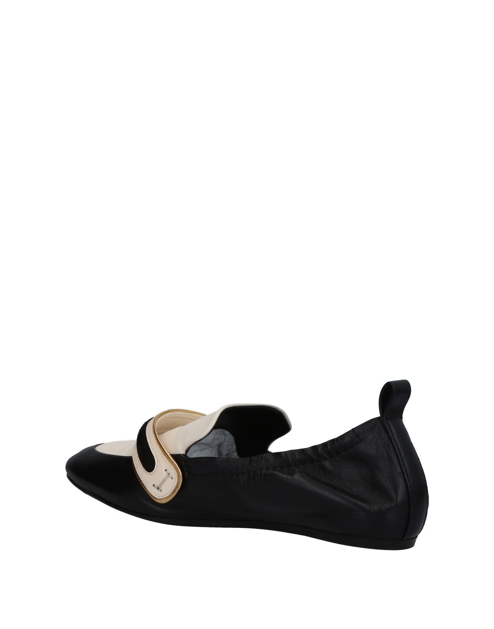 Rabatt Schuhe Lanvin Mokassins Damen  11399140JL