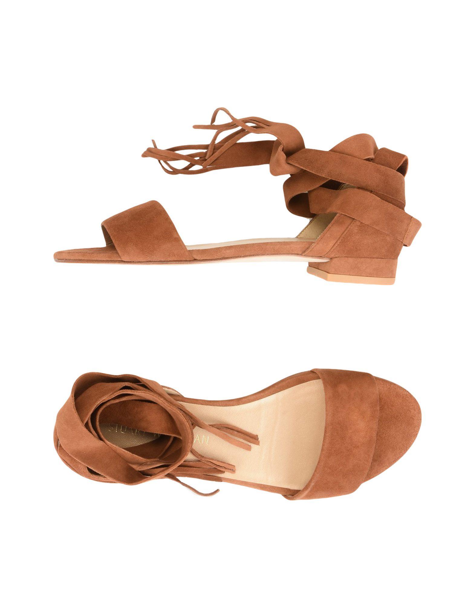 Stuart Weitzman Sandalen Damen  11399169PTGut aussehende strapazierfähige Schuhe