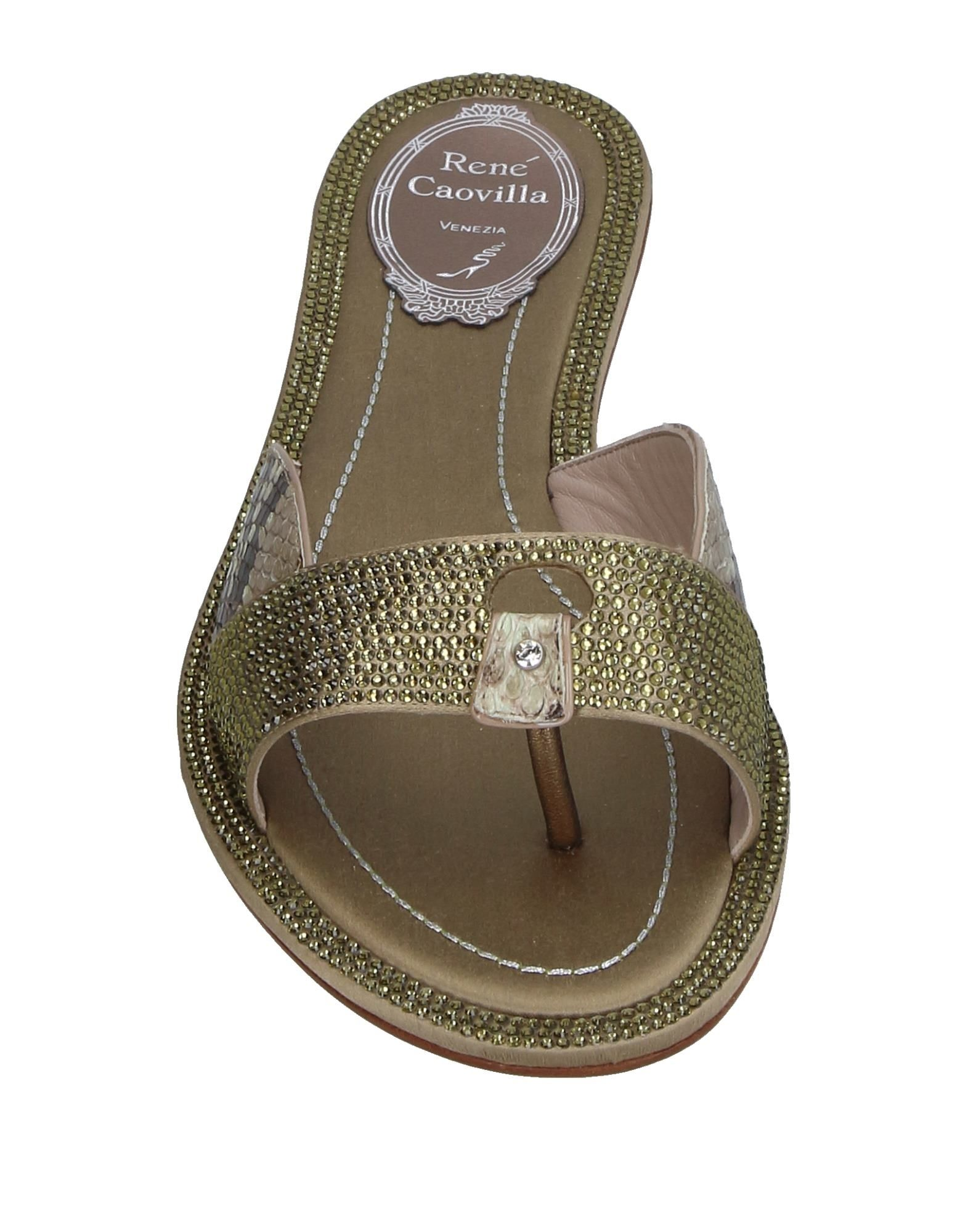 Rene' Caovilla Sandalen Damen Neue  11399198PV Neue Damen Schuhe 67d45d