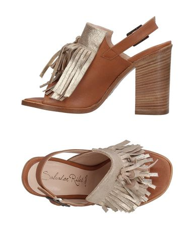 SALVADOR RIBES Sandals Beige Women