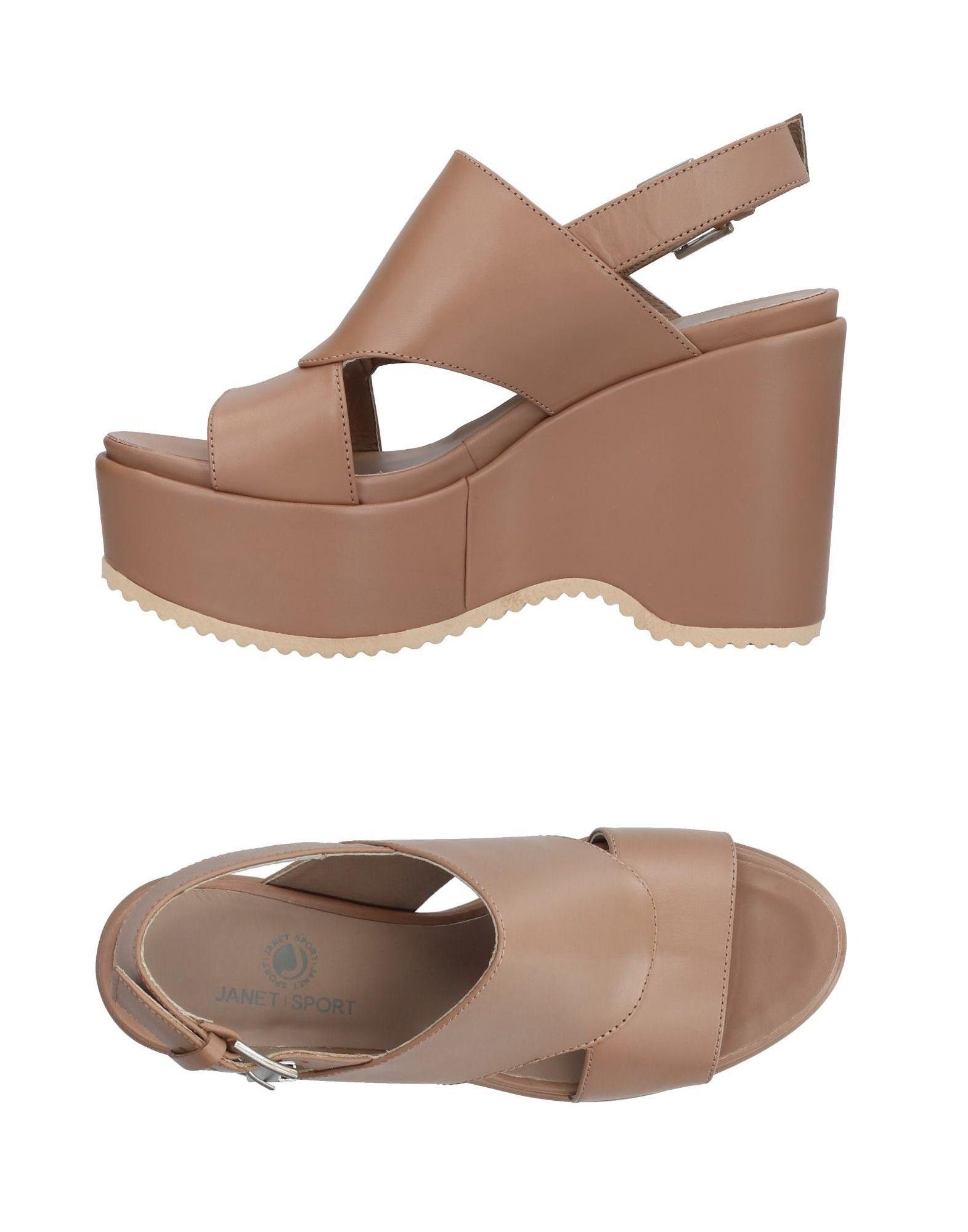 Janet Sport Sandalen Damen  11399354AX Gute Qualität beliebte Schuhe