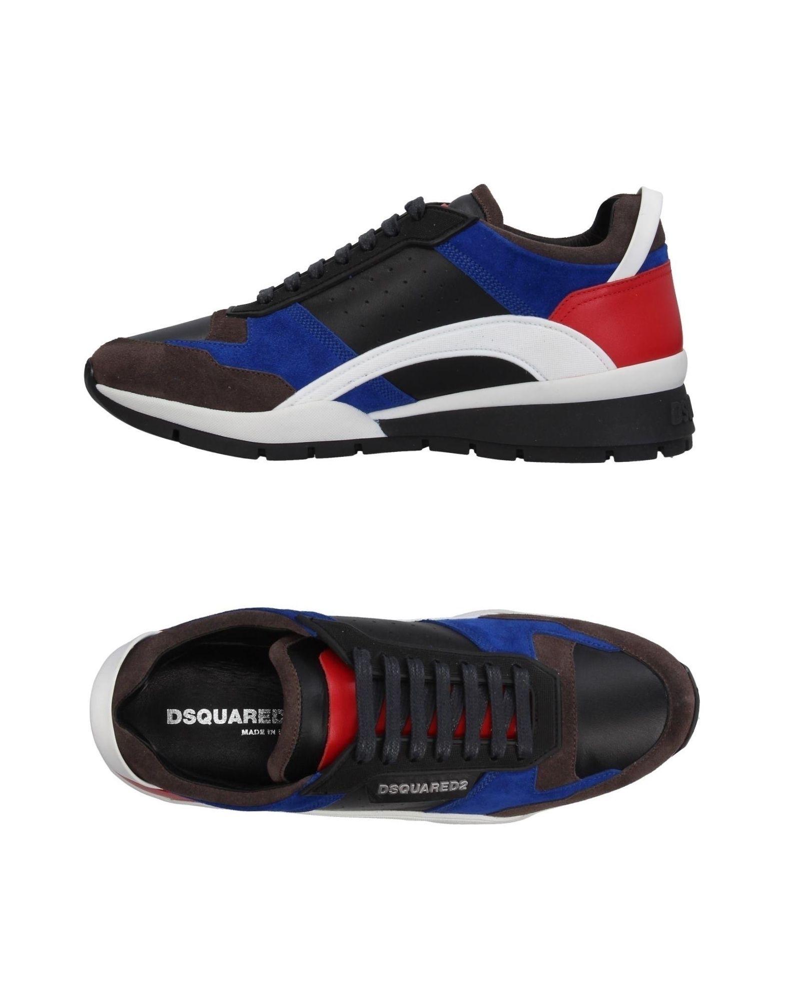 Dsquared2 Sneakers - Men Dsquared2 Sneakers online on 11399362GE  United Kingdom - 11399362GE on da65de