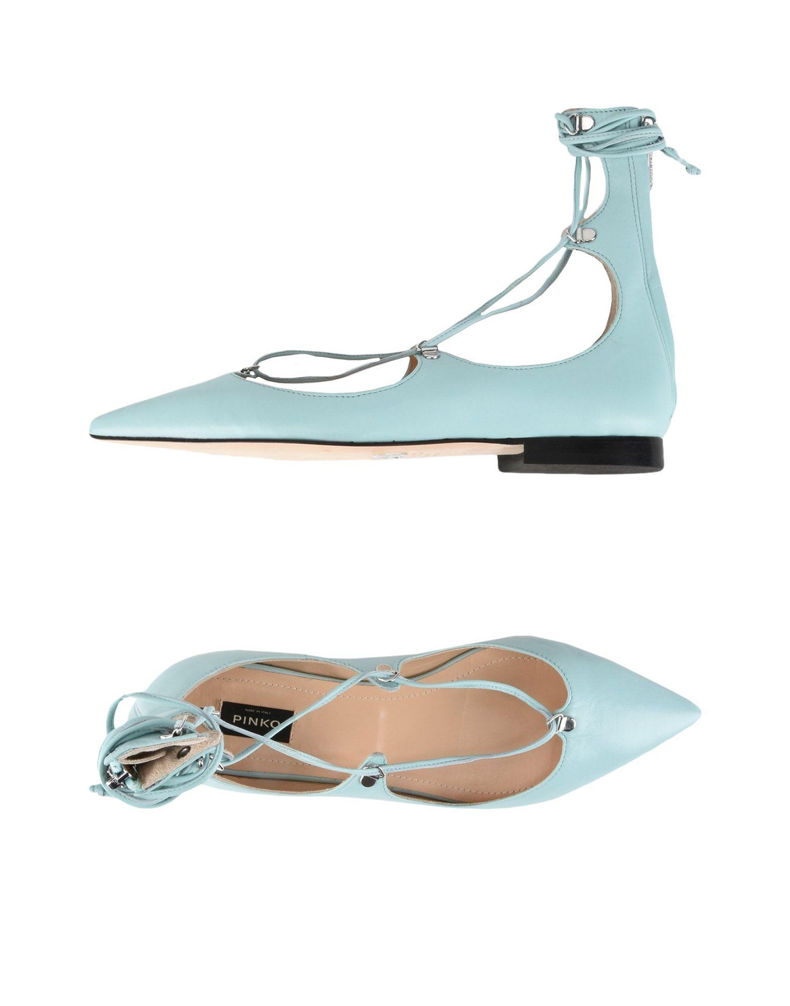 Gut um billige Schuhe  zu tragenPinko Ballerinas Damen  Schuhe 11399370MJ cf859e