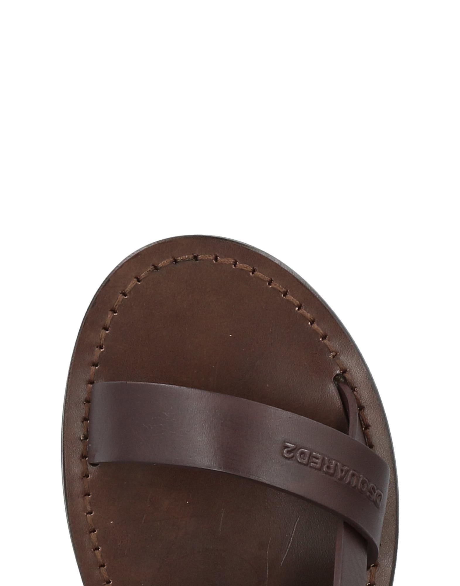 Sandales Dsquared2 Homme - Sandales Dsquared2 sur