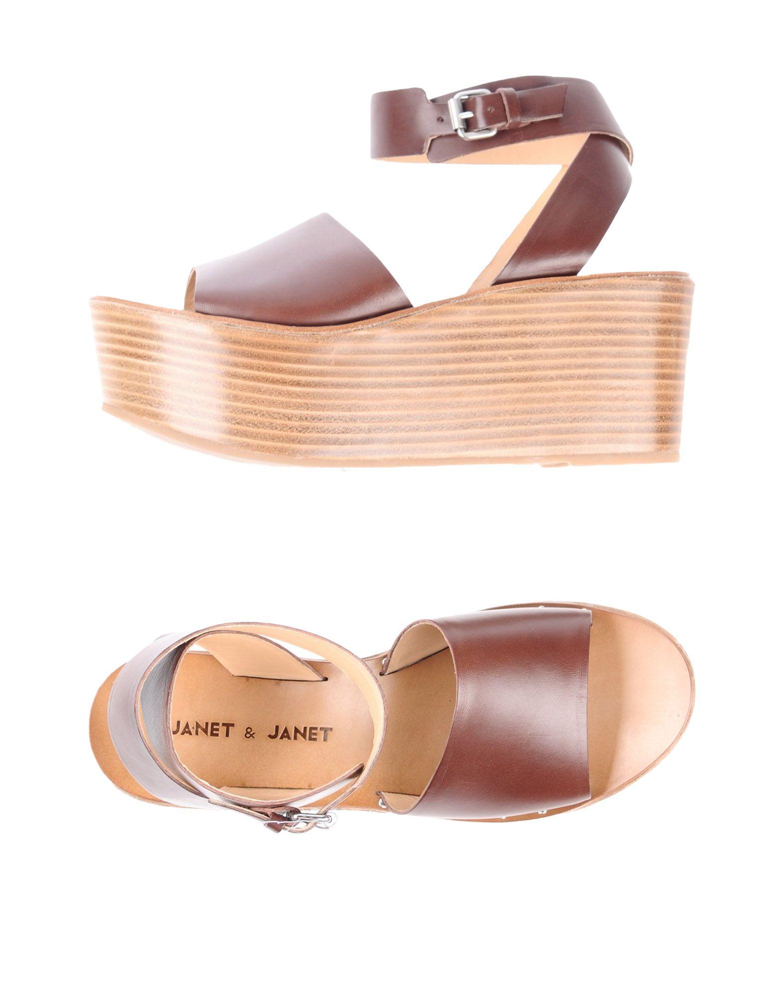 Janet   Janet Donna Collezione Primavera-Estate e Autunno-Inverno -  Acquista online su YOOX 23bcae366f2