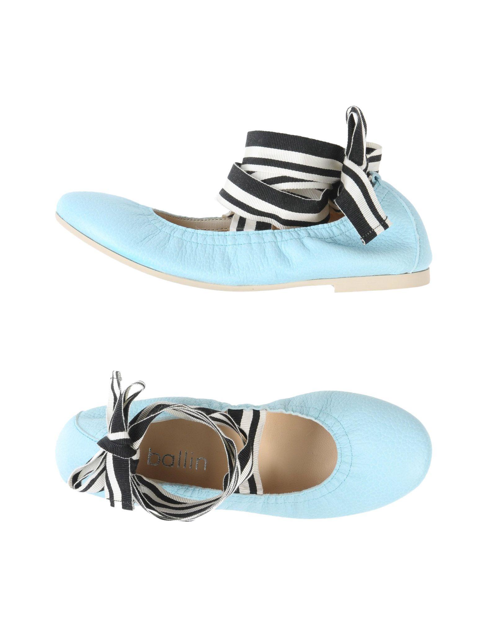 Ballin Ballerinas Damen  11399553RQ Gute Qualität beliebte Schuhe