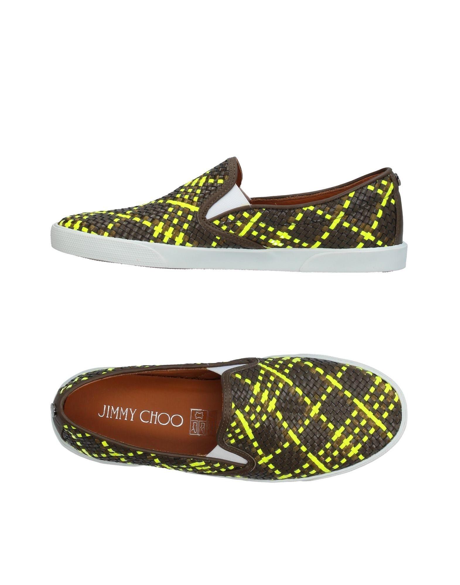 Jimmy Choo Choo Jimmy Sneakers Damen  11399609JE Beliebte Schuhe 4833c8