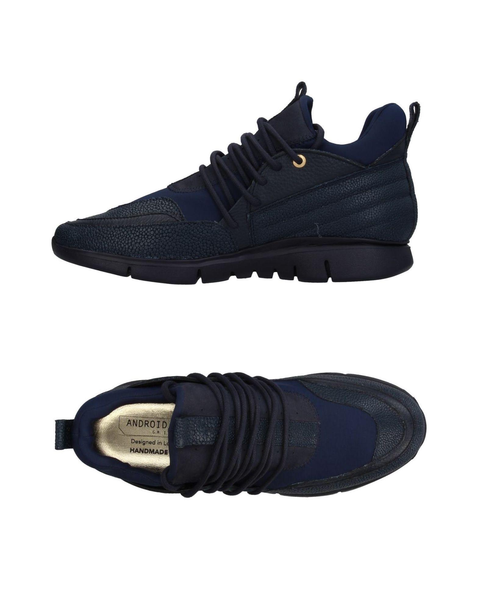 Android Homme Sneakers Herren  11399661WB Neue Schuhe