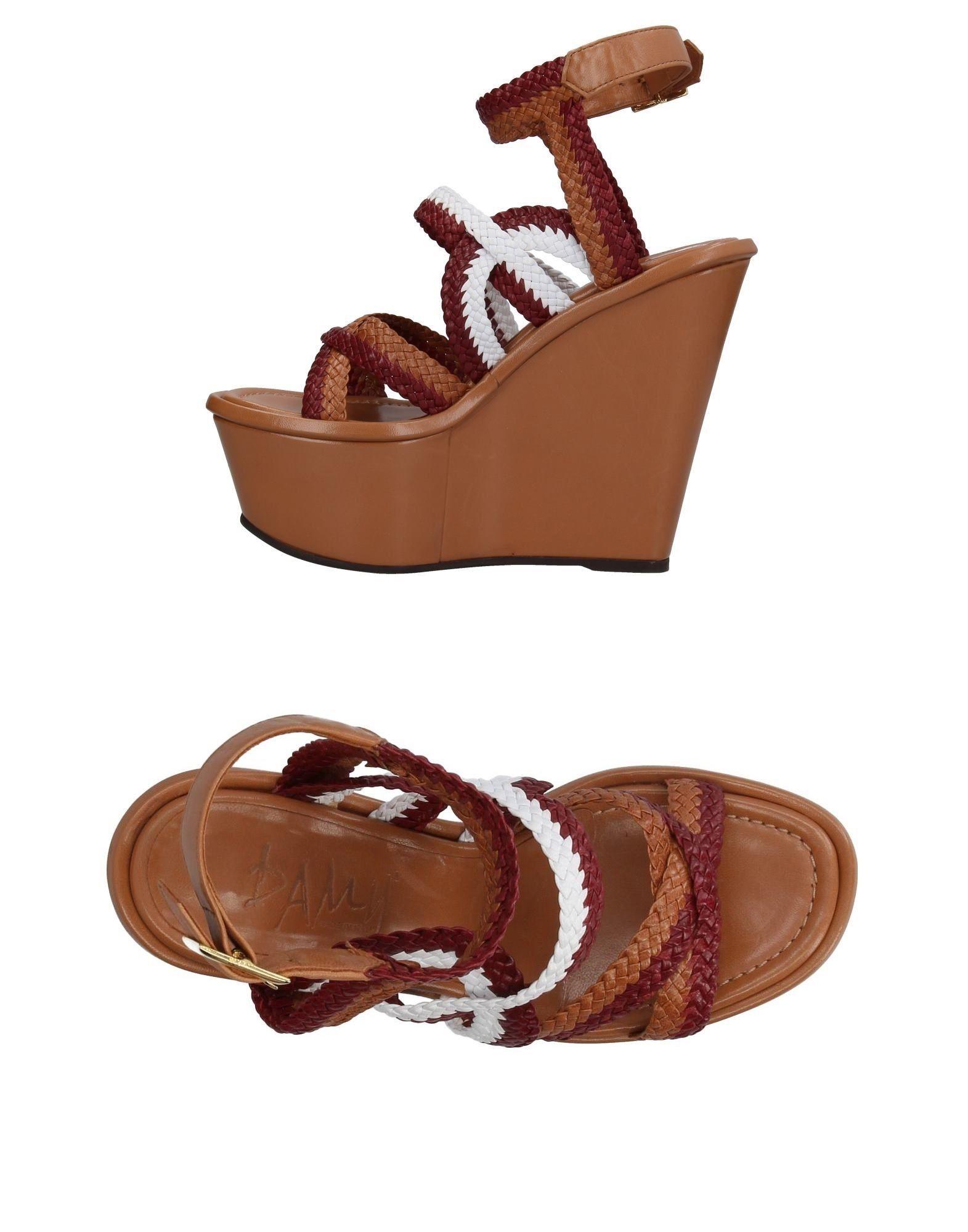 Damy Sandalen Damen  11399691NX Gute Qualität beliebte Schuhe