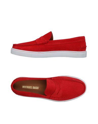 Zapatos con descuento Mocasín Michael Dass Hombre - Mocasines Michael Dass - 11399736EE Rojo